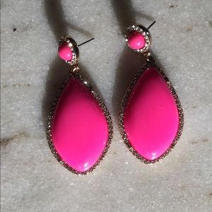 💕Hot Pink Earrings💕